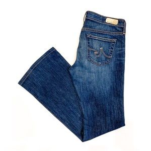 Adriano Goldschmied Belle Petite Flare Jeans